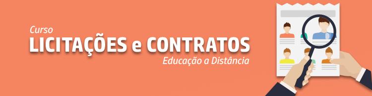 Resultado preliminar de oferta de curso EAD sobre Licitações e Contratos para prefeituras do Sul de Minas é divulgado