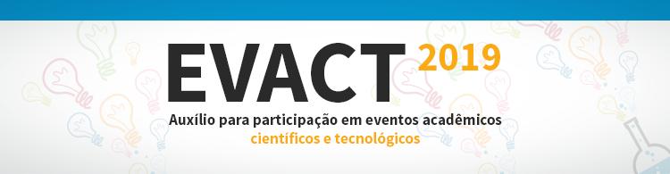 Publicado edital para participação de estudantes em eventos acadêmicos, científicos e tecnológicos.