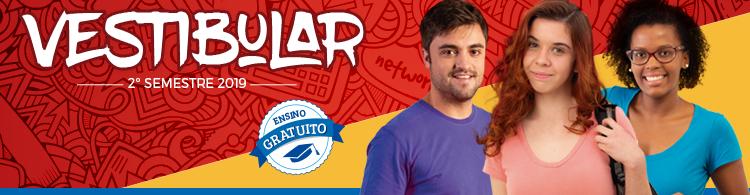 Confira os gabaritos do Vestibular 2019/2º semestre