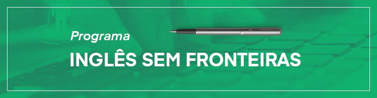 IFSULDEMINAS oferta mais de 5 mil vagas para curso básico do Programa Inglês sem Fronteiras.